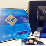 Microsoft MVP 頂きました。